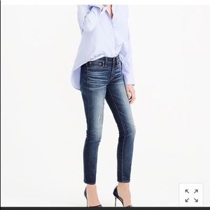 J Crew Toothpick in Pacific Blue 26